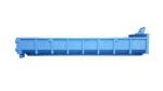Odkryty kontener KP 9 DH ze składanym hakiem