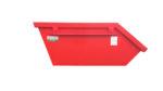 Czerwony kontener mulda M3
