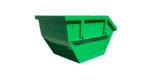 Asymetryczny kontener bramowy mulda M3,5