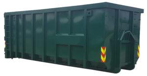Kontener KP 30 na odpady remontowo-budowlane