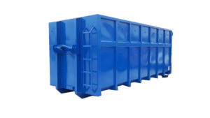 Odkryty kontener rolkowy KP 36 DH