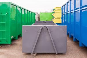 Kolory kontenerów - przegląd propozycji z naszej oferty