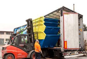 Przewóz kontenerów - poradnik o tym, jak i czym przetransportować kontener