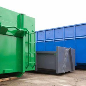 Worek czy kontener - poradnik, co wybrać na odpady budowlane i gruz
