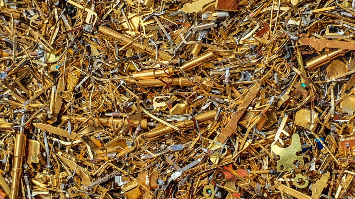 Odpady przemysłowe