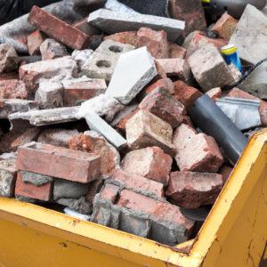 Odpady budowlane