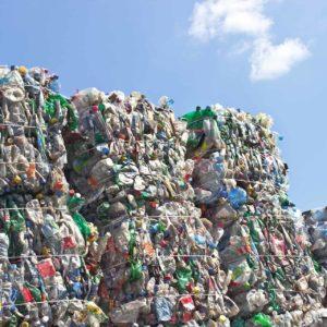 Magazynowanie odpadów plastikowych